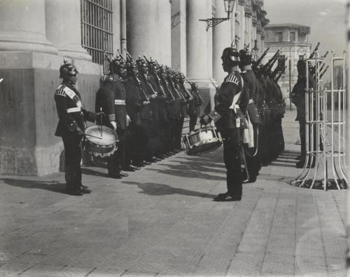 Tropas de Infantería.