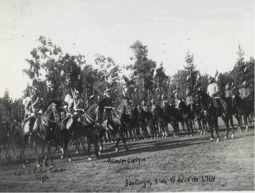 Regimiento de caballería Cazadores
