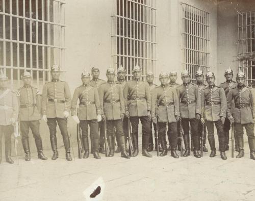 Regimiento Coraceros.