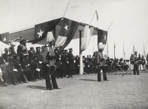 Conmemoración del Centenario de la Batalla de Maipú
