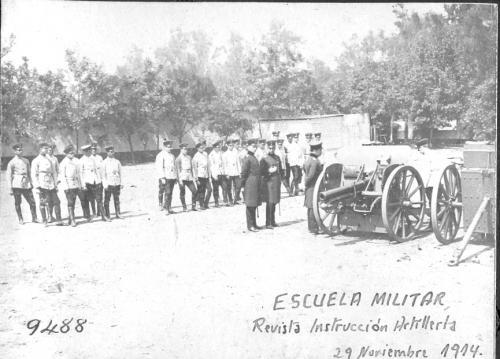 Escuela Militar.