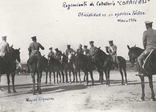 Regimiento de Caballería Coraceros